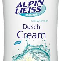 "Shower and Shower Cream ""Alpinweiss_Olive_Milk"" 400 ml"